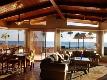 Gorgeous Ocean Home For In Las Gaviotas